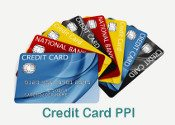 3d rendering of credit cards fanned out